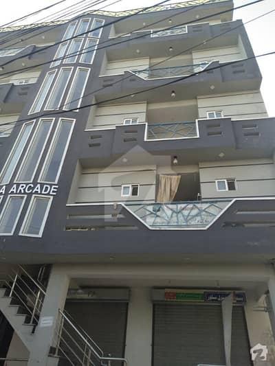 شمس کالونی ایچ ۔ 13 اسلام آباد میں 2 کمروں کا 6 مرلہ فلیٹ 44 لاکھ میں برائے فروخت۔
