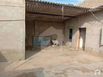 غلام اللہ روڈ ٹھٹھہ میں 7 کمروں کا 1.6 کنال مکان 1.2 کروڑ میں برائے فروخت۔
