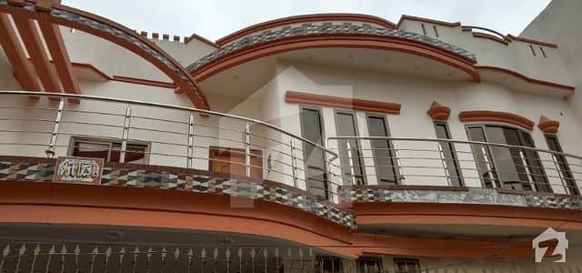 7 Marla House For Sale At Touheed Town Street#1 Sialkot City.