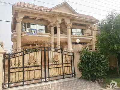 1 Kanal Proper Triple Unit House For Rent In Dha Phase 4 Block Cc Lahore Cantt