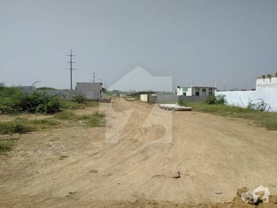 In Scheme 33 120 Square Yards Commercial Plot For Sale