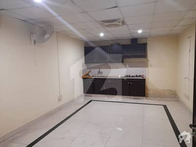 F-11 Markaz Abu Dhabi Tower 1 Bedroom Unfinished Flat Available For Rent