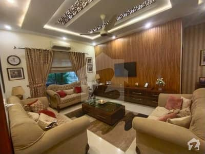 11 Marla Corner Furnished  Very Nice Location Near To Park House For Sale In Dha Phase 8 Park View