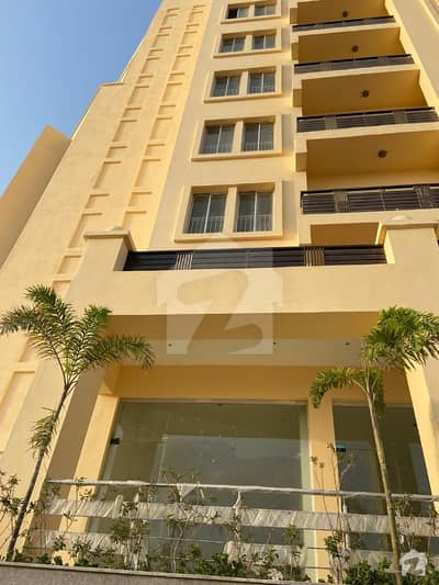 Brand New 2 Bed  1150 Sq Ft Super Luxuries Apartment Available For Sale At Most Prime Location Of Bahria Town Karachi