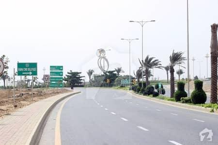 بحریہ ٹاؤن - پریسنٹ 4 بحریہ ٹاؤن کراچی کراچی میں 1 کنال رہائشی پلاٹ 1.35 کروڑ میں برائے فروخت۔