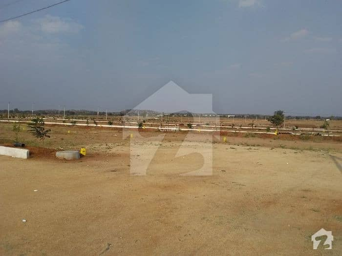 4 Marla Commercial Plot For Sale On Investor Rate