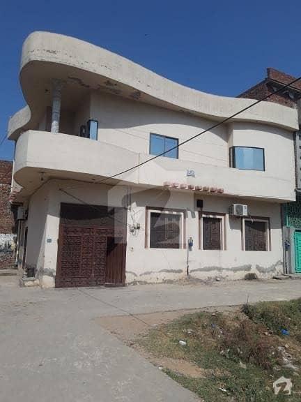 سگیاں والا بائی پاس روڈ لاہور میں 6 کمروں کا 5 مرلہ مکان 1.25 کروڑ میں برائے فروخت۔