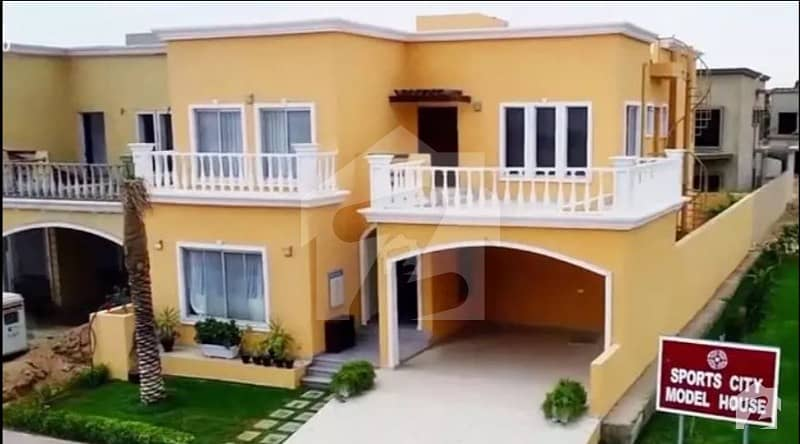 4 Bed Ultra Modern Super Luxury Ground  01 Story Bungalow Villa Available For Sale