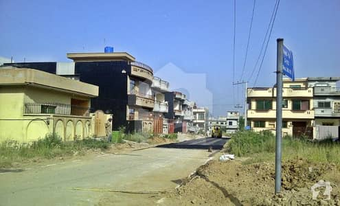 35x80 Possession Plot For Sale In G-16/3