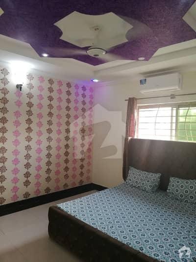 Furnished Upper Portion For Rent