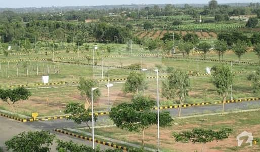 Dha Defence Residential Plot Sized 18000  Square Feet