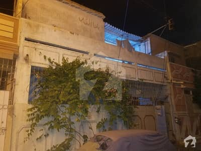 756  Square Feet House In New Karachi Is Available