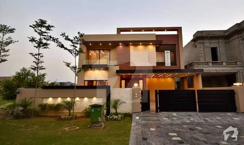 ڈی ایچ اے فیز 5 - بلاک ایل فیز 5 ڈیفنس (ڈی ایچ اے) لاہور میں 5 کمروں کا 1 کنال مکان 7.4 کروڑ میں برائے فروخت۔