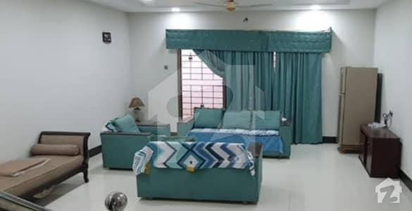 1 Bed Furnished with TV Lounge Kitchen And Car Parking Statelife Near DHA Lahore