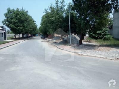 23 Kanal Plot At Prime Location Of F10 Markaz