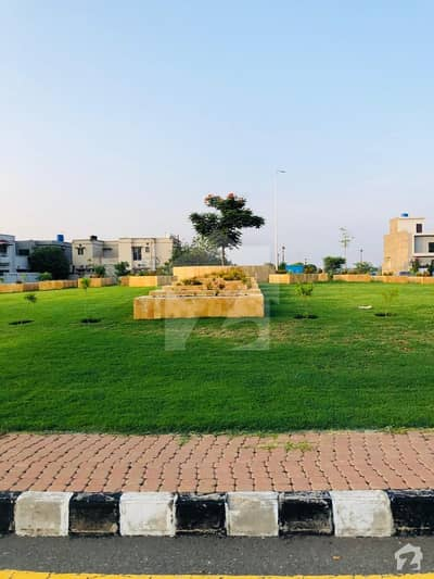 1 Kanal Cheapest Plot  For Sale On Ideal Location  In Lake City Sector M4