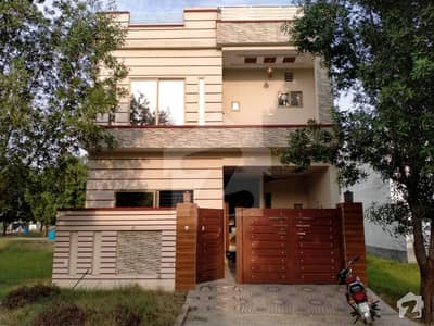 Brand New 5 Marla House For Sale In Phase 1 In Citi Housing Society Gujranwala