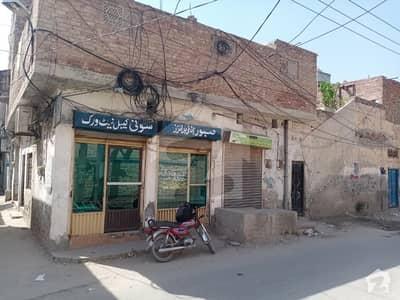 5.75 Marla House In Shamasabad Colony