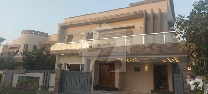 Kanal Brand New Double Unit Beautiful House For Sale In Phase 3 Bahria Town Rawalpindi