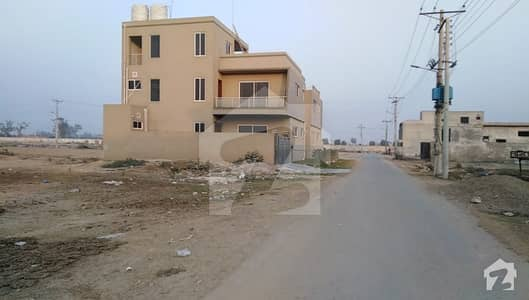 Kanal Super Option Plot  730 Located Back Of Main 150ft Structured Road For Sale In Lda Avenue Block C
