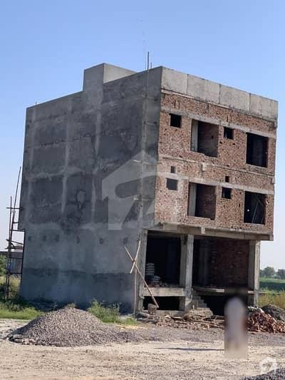 جی ۔ 16/4 جی ۔ 16 اسلام آباد میں 5 مرلہ عمارت 3.5 کروڑ میں برائے فروخت۔