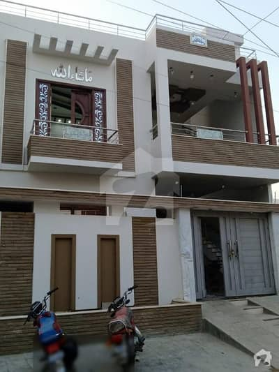 300 Sq Yards Bungalow Brand New Double Storey West Open 8 Beddd Ultra Luxury Modern In Vip Block 3