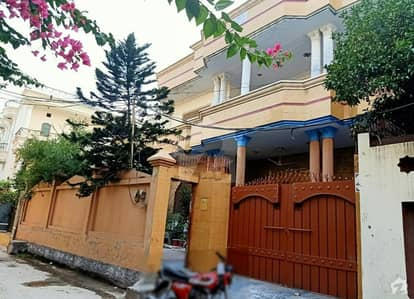 12 Marla House For Sale In Shah Hussain Road