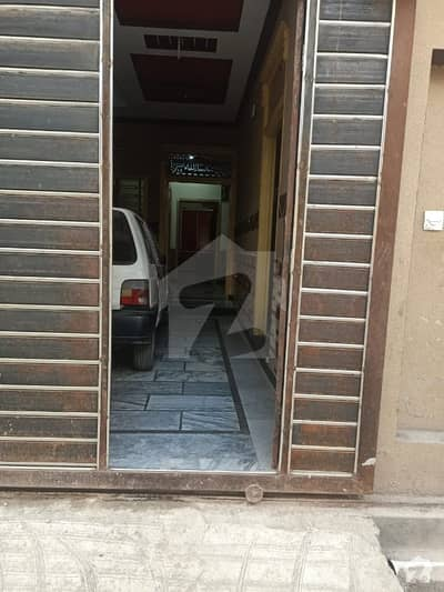 Single Storey House In Mehrban Town Tarlai