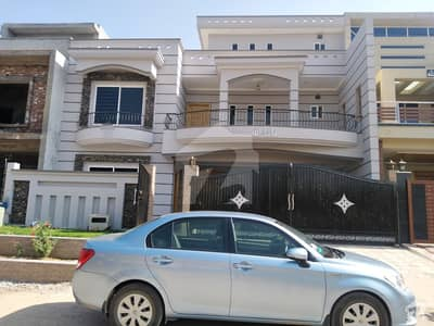 Brand New Double Unit House For Sale In G-13 Islamabad