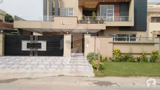 1 Kanal Brand New House For Sale In D Block Of OPF Housing Scheme Lahore