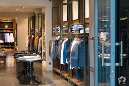 Commercial Shop For Sale In Sq 99 Mall On Installments