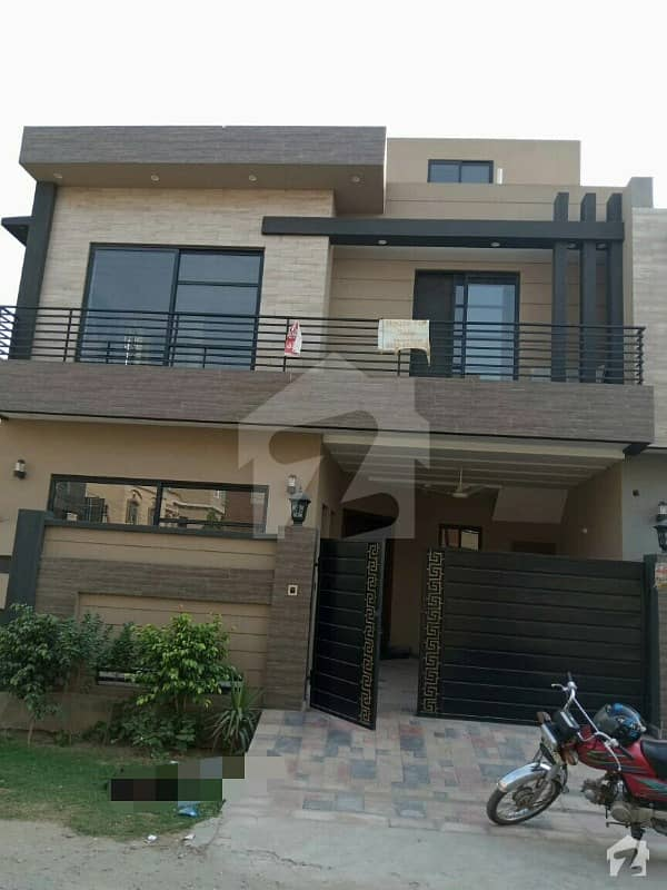 5 Marla Corner Bungalow For Sale In State Life Housing Society