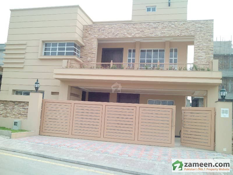 Stunning Brand New 500 Square Yard Bungalow For Sale In Bahria Town Phase 3