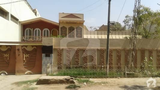 A Well Furnished House For Sale In Latifabad Unit 11