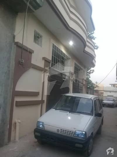 1025  Square Feet House For Sale In Chenab Rangers Road