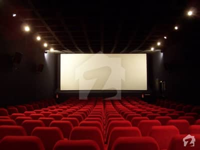 A Well Known Cinema Is Available For Sale In Saddar Karachi