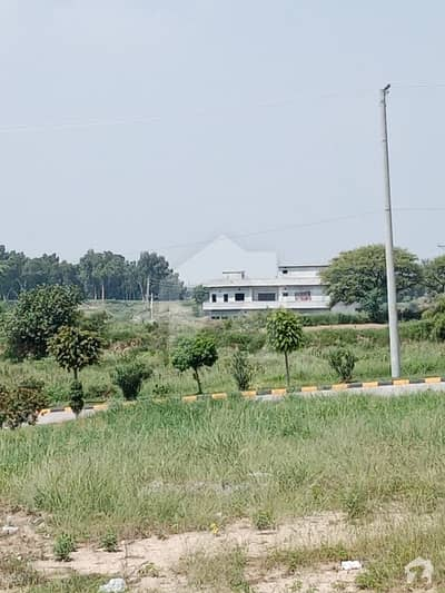 1 Kanal Develop Plot On Main Road For Sale