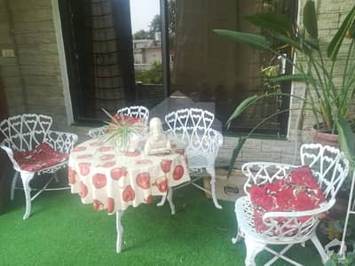 Beautiful 444 Square Yards Fully Furnished Upper Portion Available For Rent In Sector F6 Islamabad