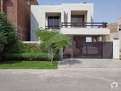 10 Marla Double Storey House For Sale On Main Boulevard Dream Garden Multan