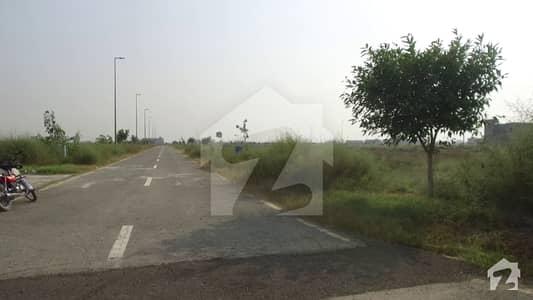 ڈی ایچ اے فیز 7 - بلاک یو فیز 7 ڈیفنس (ڈی ایچ اے) لاہور میں 1 کنال رہائشی پلاٹ 2.23 کروڑ میں برائے فروخت۔