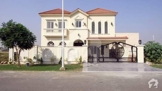 ڈی ایچ اے فیز 7 - بلاک ایس فیز 7 ڈیفنس (ڈی ایچ اے) لاہور میں 5 کمروں کا 1 کنال مکان 5 کروڑ میں برائے فروخت۔