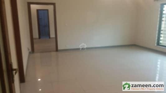 Askari 4 Ground Floor Flat Available On Sale