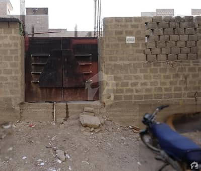 120 Sq. Yard Portion Is Available For Sale