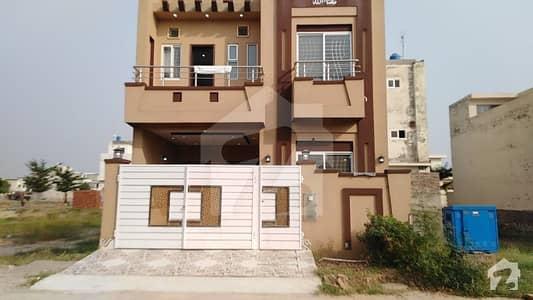 لیک سٹی - سیکٹر M7 - بلاک بی لیک سٹی ۔ سیکٹرایم ۔ 7 لیک سٹی رائیونڈ روڈ لاہور میں 4 کمروں کا 5 مرلہ مکان 1.15 کروڑ میں برائے فروخت۔