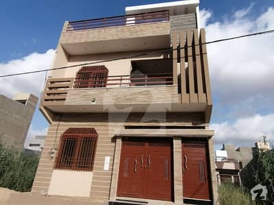 120 Sq Yd House With  2 Bed Dd For Sale