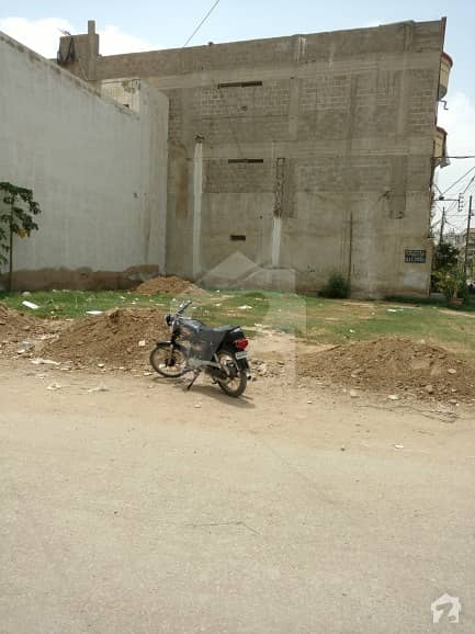 Residential Plot-gulshan E Kaneez Fatima