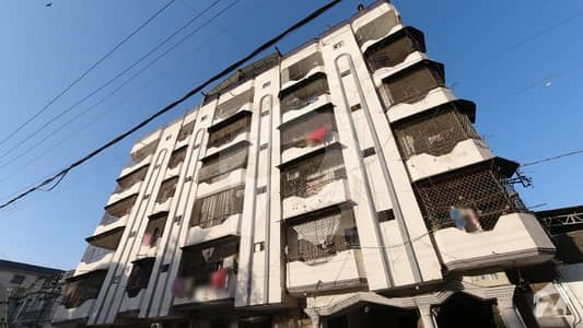 Recently Renovated 1st Floor Flat For Sale In Parsi Colony Karachi