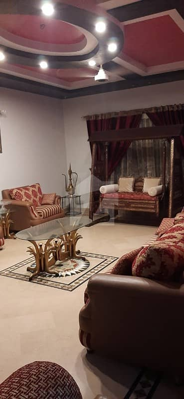 1 Kanal Lower Portion For Rent At Outclass Location