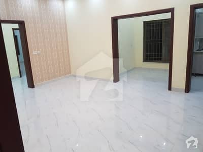 1 Kanal 4 Bed Excellent Lower Portion In Wapda Town Phase 1 - Block K1