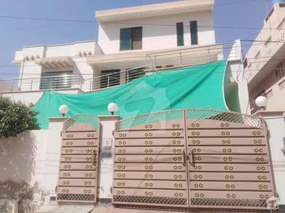 Perfect 12 Marla House In Model Town A For Sale